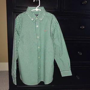 Vineyard Vines Boys Button Down Shirt